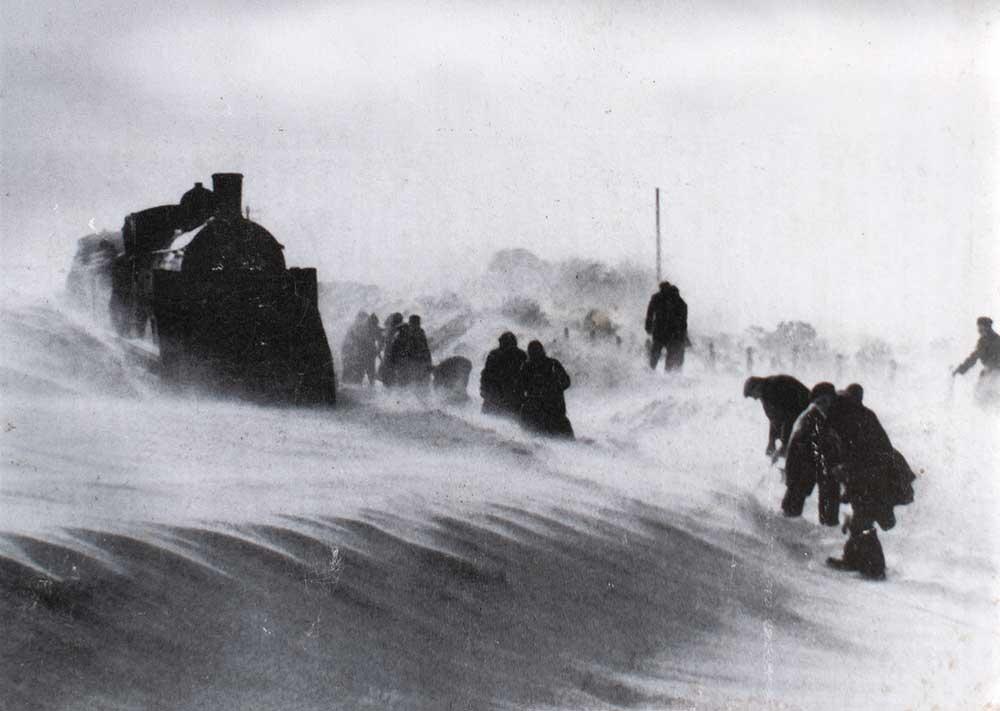 The Bad Winter - Dartmoor