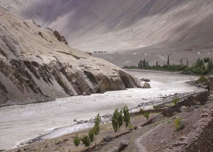 River Indus at Alchi