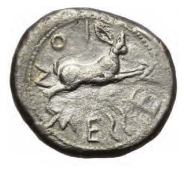 Hare coin of Sicily
