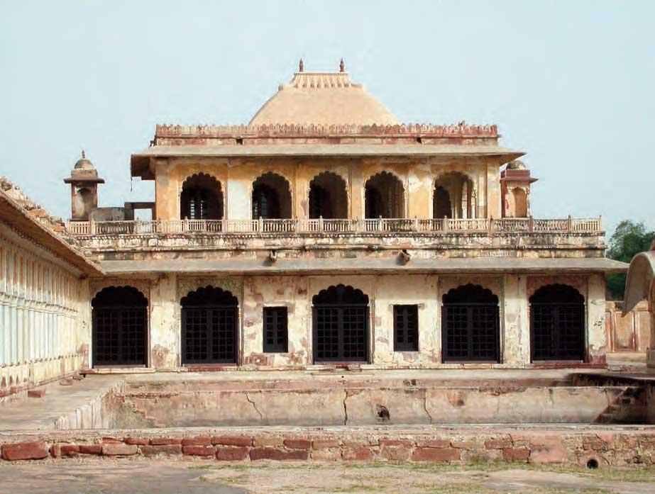 Abha Mahal, Nagaur