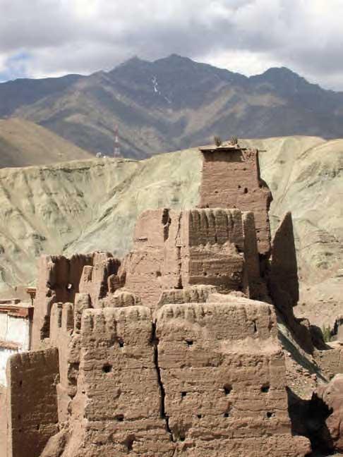 Basgo Fortress, Ladakh